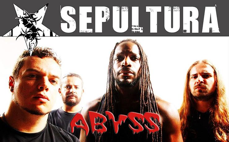 Sepultura - Abyss видеоразбор