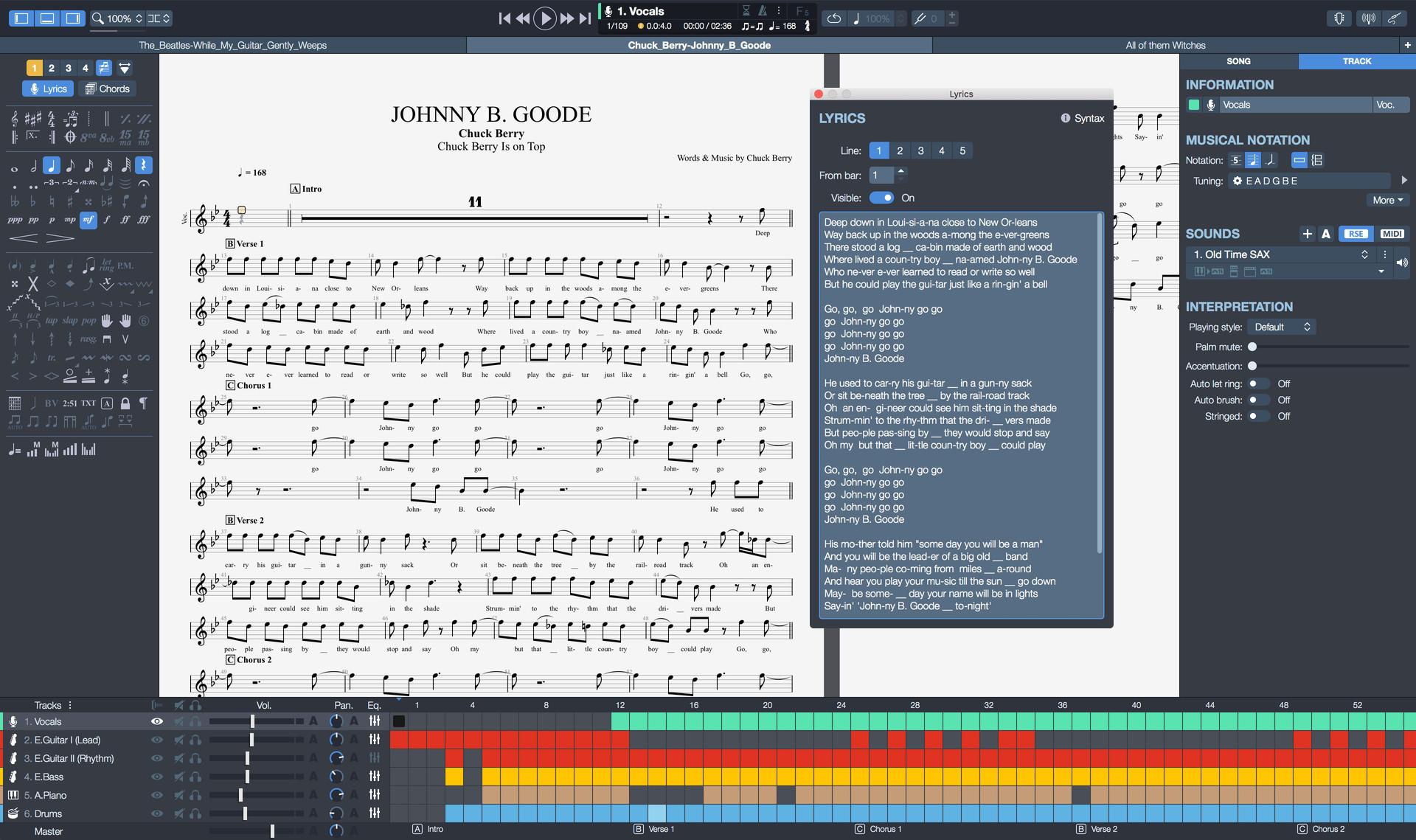 Guitar Pro 7 - обзор программы  Состоялся долгожданный релиз!